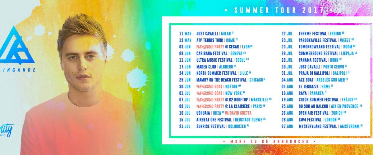 Klingande Summer 17